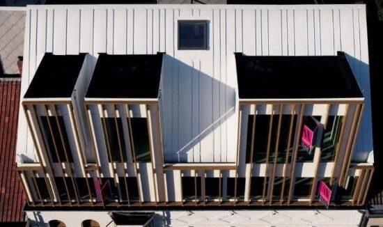 Bouwproject 'DE WITTE BERK' in de kijker! – APOK